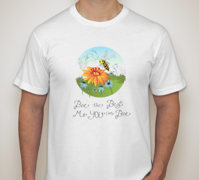 Bee the best me Shirt